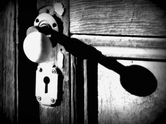 Chew kee store doorknob