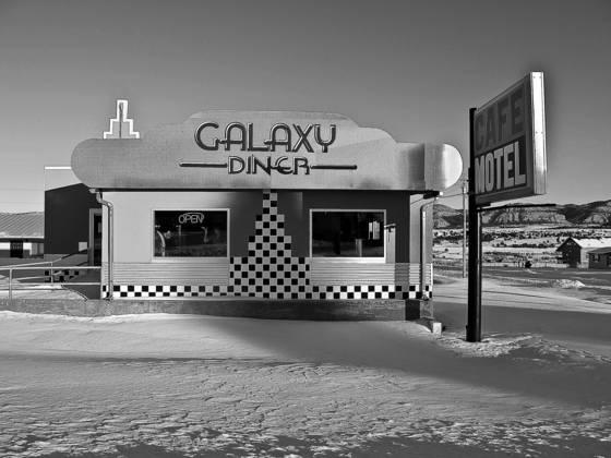 Galaxy diner