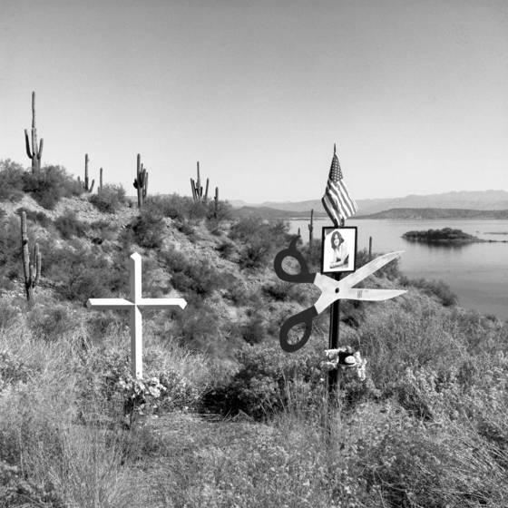 I 188 near mile marker 247