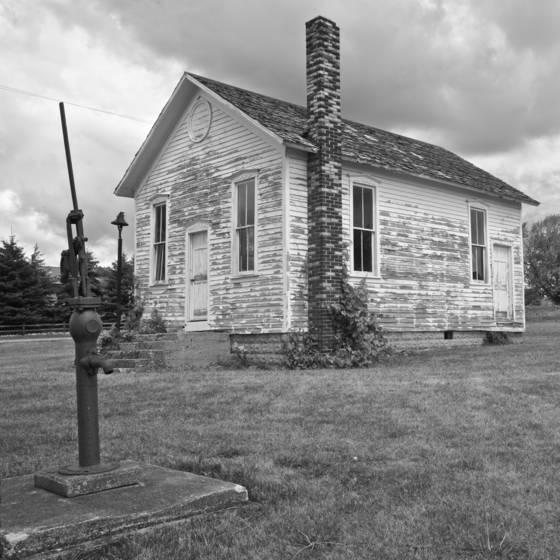 Michigan schoolhouse