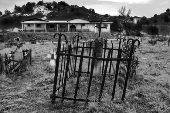 Graveyard chimayo
