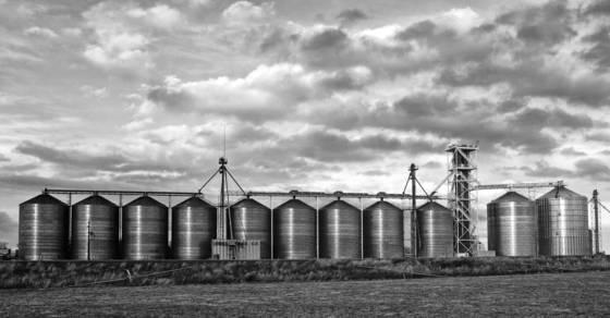 Bliss silos