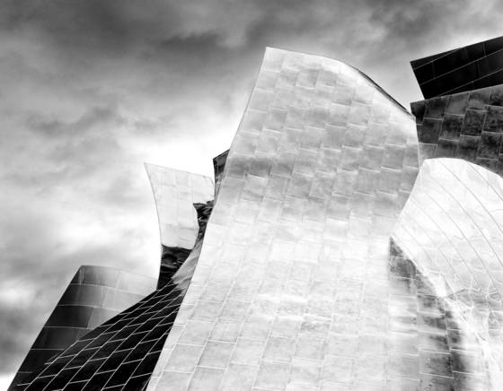 Buildings in motion