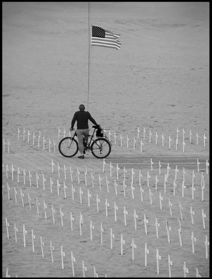 Arlington at the beach