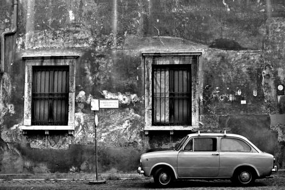Italian streetscape
