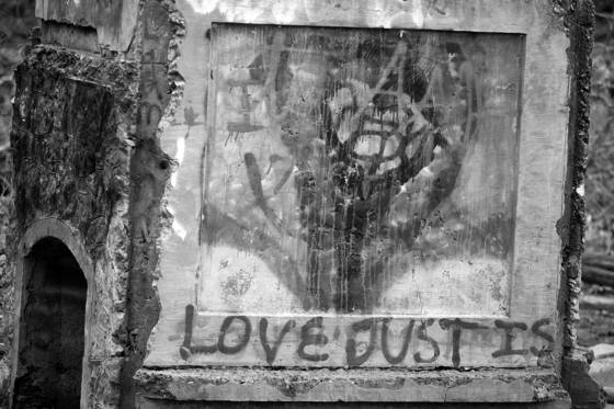 Love just is