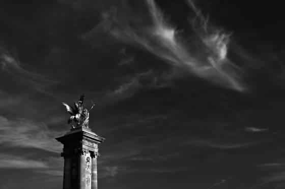 Pont alexandre iii   la renomm e de la guerre