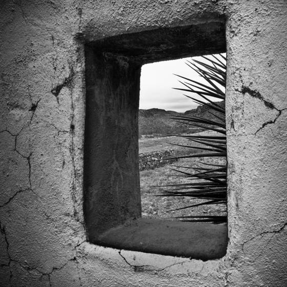 El fortin de la morita   window i