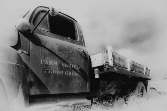 Farming vehicle