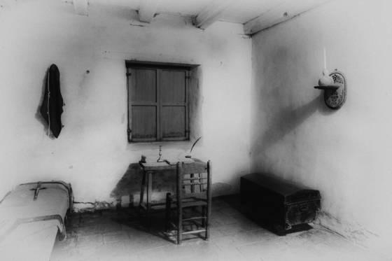 Friars bedroom