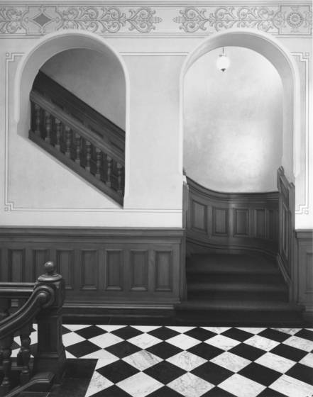 Stairway capitol bldg