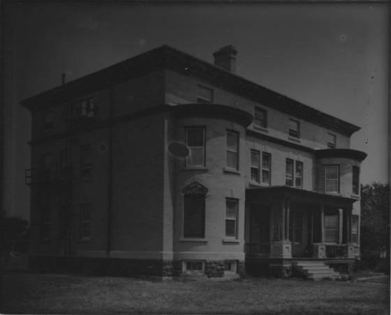 Ghost town ii tintype