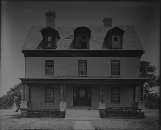 Ghost town iii tintype
