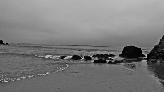 Leo carrillo beach 1