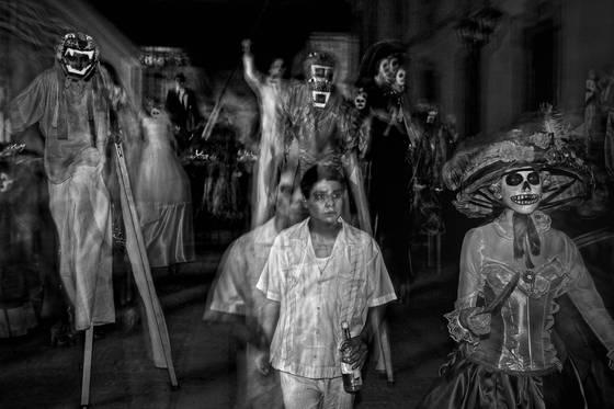Fantasmagoria oaxaquena  1