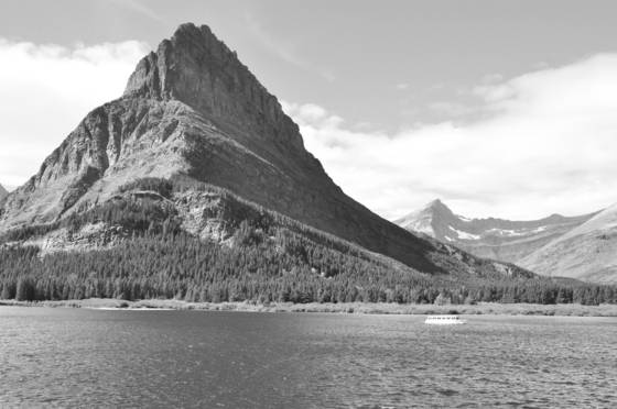 Grinnell lake 1