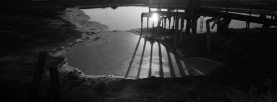 Salt marsh ruin