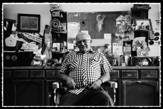 Genes barber shop