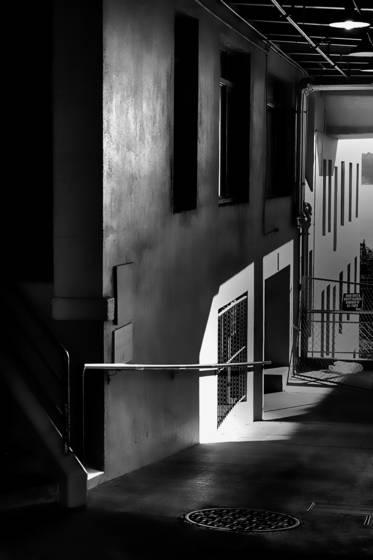 Pike place corridor