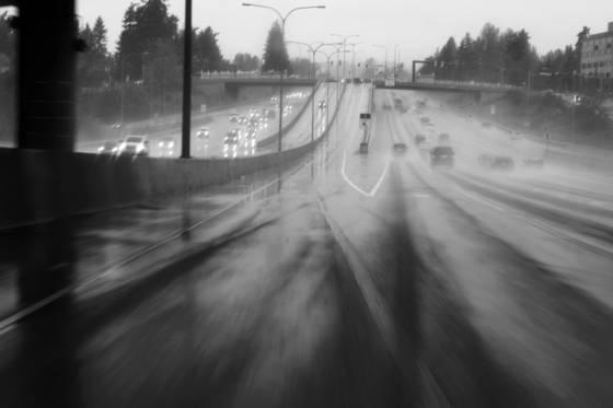 Trace of rain