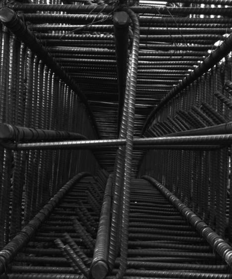 Re enforced steel