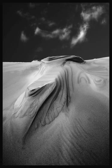 Alien dune
