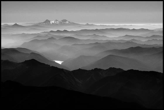 Cascades mist