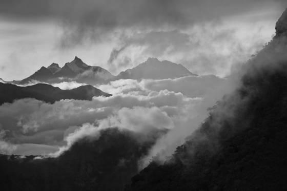 Pumasillo mountain