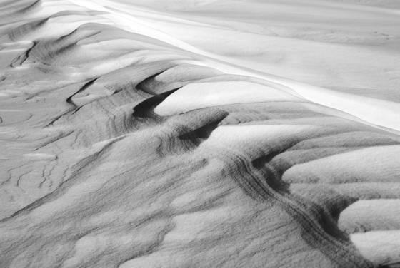 Snow tide