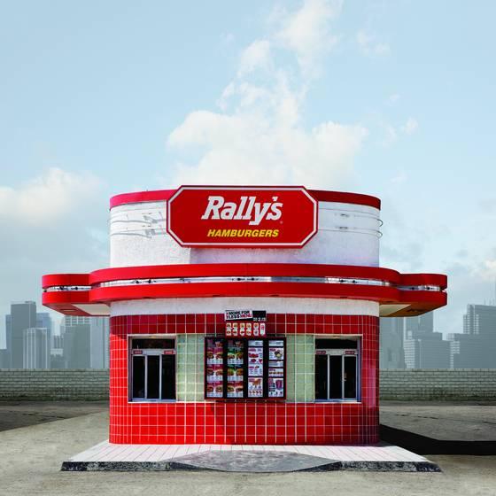 Rally s burgers