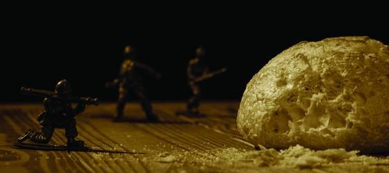 Bazooka bread