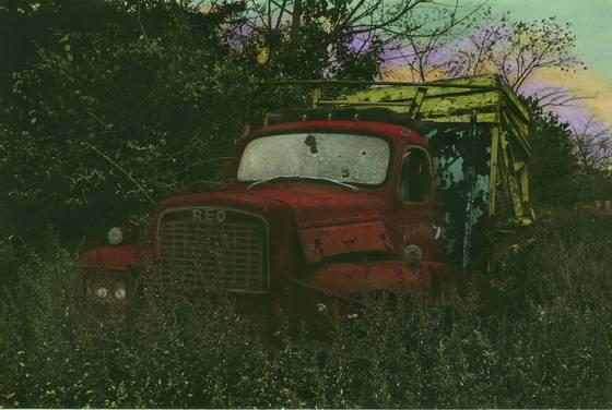 Reo truck