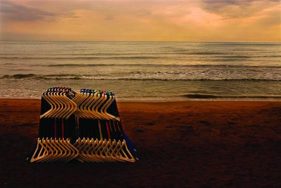 La playa stiges
