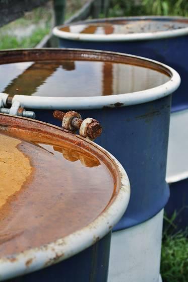 Rust pools
