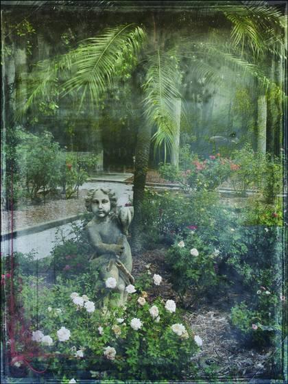 Ringling garden  f