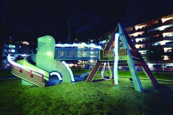Dove playground