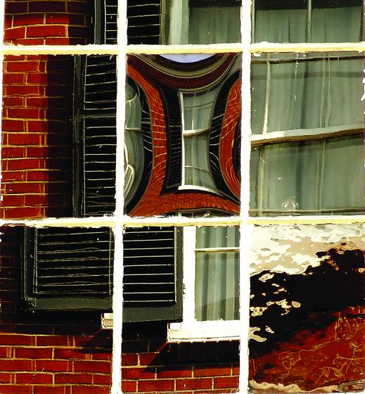 Window reflections 1