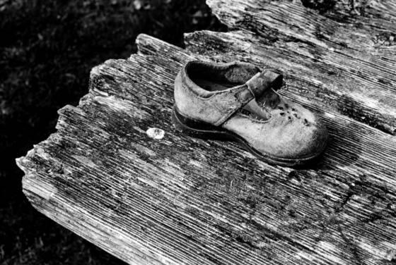 Lost shoe