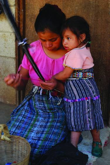 Mayan weavers 3