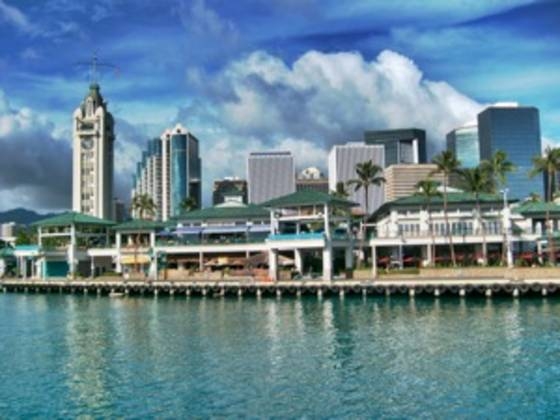 Aloha tower marketplace  808