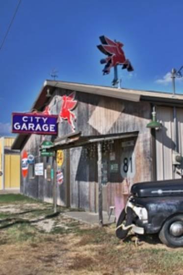 City garage  062