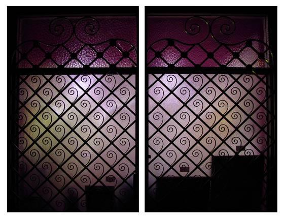 Window scrolls
