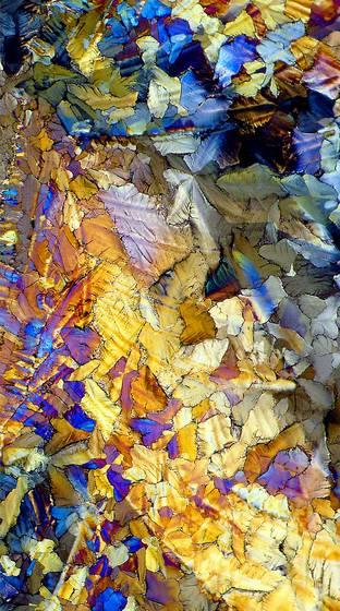 Sanctuary citric acid crystal