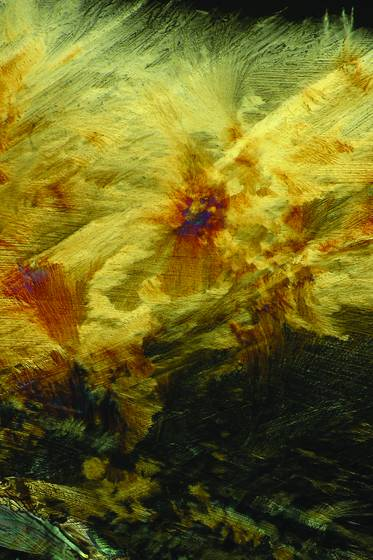 Shadowland acetaminophen crystal