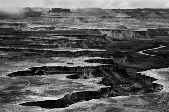 The white rim   canyonlands