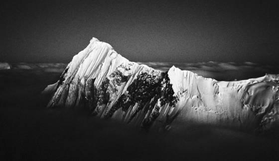 Pik chapaev  6371 m