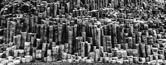Iceland rockscape