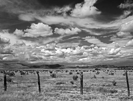 Range land near cimmaron
