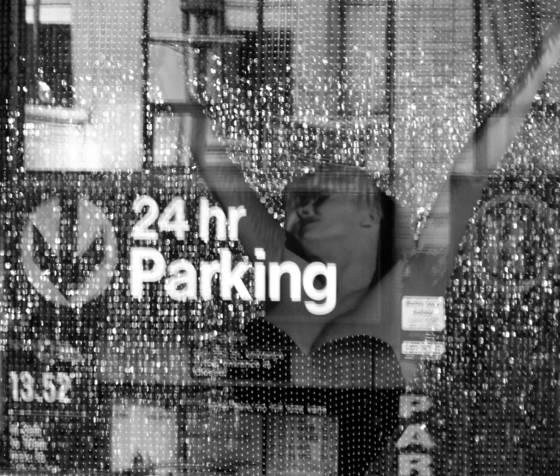 24 hr parking