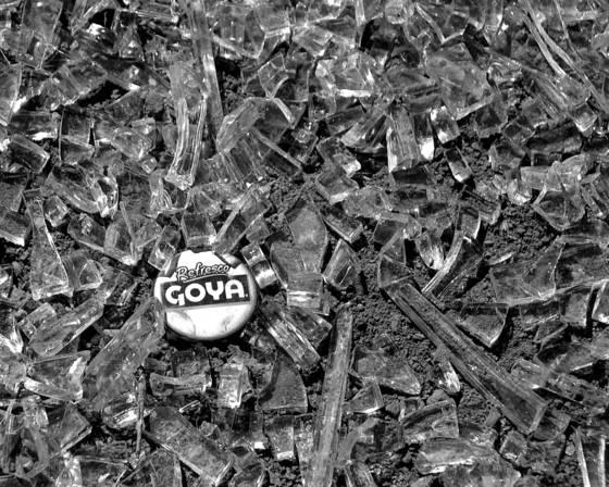Goya glass